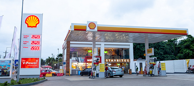 Recruitment of Investment Partners for Shell service stations