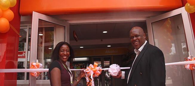 Warm and modern shop brand launched at Shell service stations