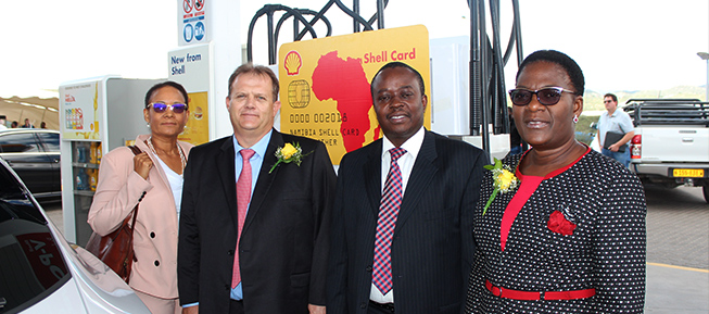 Shell Fuel Card launched to the market
