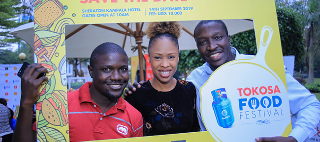 Vivo Energy Uganda announces refreshed 2019 Shell Gas Tokosa Food Festival