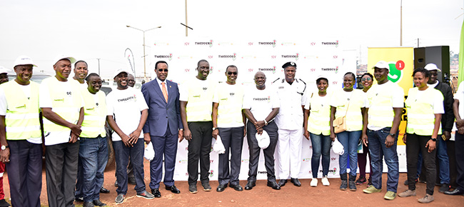 Vivo Energy Uganda targets communities along Kampala – Luweero – Gulu highway for training on safer road use