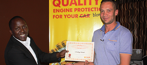 Vivo Energy Namibia trains mechanics in the north