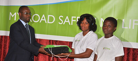 Vivo Energy Ghana Launches School Road Safety Empowerment Programme