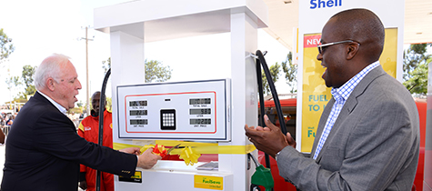 Key milestone for Vivo Energy as it opens its 1,500th Shell service station since its formation on 1st December 2011