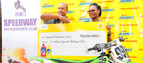 Vivo Energy sponsors National Motocross Championships