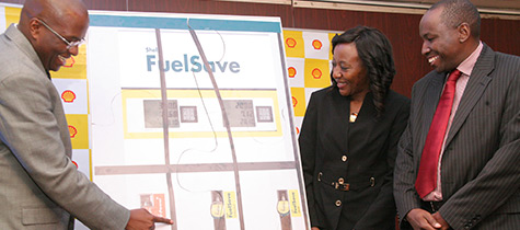 Shell launches breakthrough fuels to help Kenyan drivers make their fuel last longer