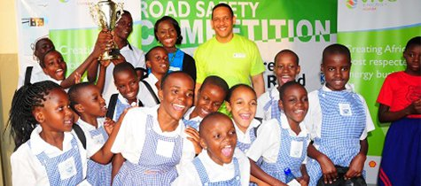 Schools Compete in Road Safety Challenge