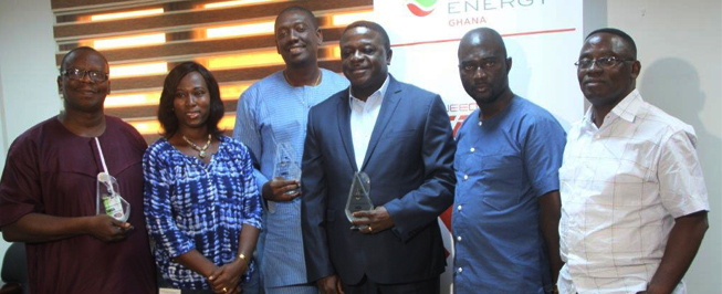 Vivo Energy Ghana Wins Top Awards at COPEC OMC's Awards