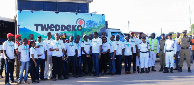 VIVO ENERGY TAKES TWEDDEKO TO MASAKA ROAD