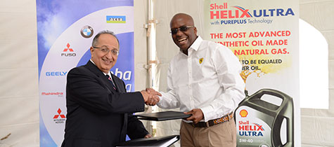 Vivo Energy Kenya inks business partnership with Simba Corporation