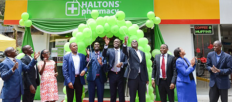 Vivo Energy Kenya & Haltons' Pharmacy announce partnership to include pharmacy outlets in Shell service stations