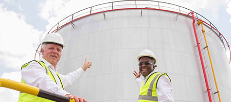 Vivo Energy Kenya opens 14 million litre petrol storage tanks in Mombasa