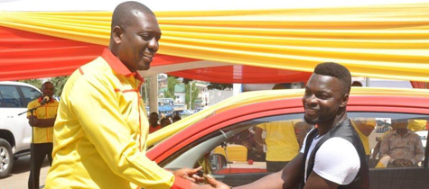 Customers win big in Shell Akyede Kese Taxi Bonanza