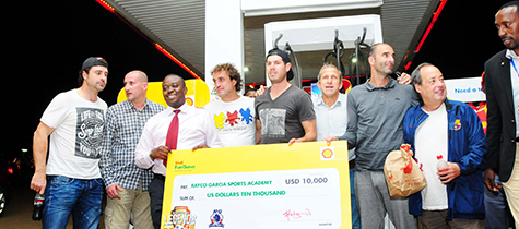 Vivo Energy Uganda to support development of soccer academy