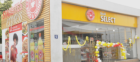 Starbites opens at Shell stations in Kumasi
