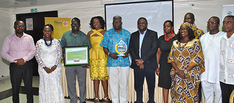 Vivo Energy Ghana awards its transporters