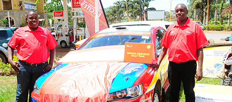 Vivo Energy boosts Motor Sport with Shs.150,000,000 sponsorship