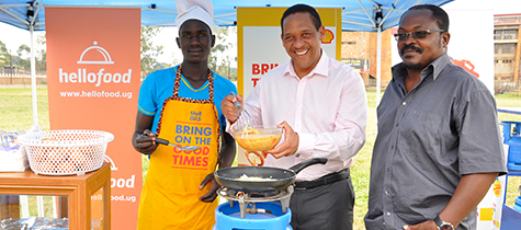 Vivo Energy unveils the 2nd edition of the Shell Gas Tokosa Food Festival, and helps Ugandan children's charity