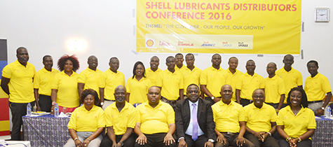 Lubricants distibutors urged to put the customer first