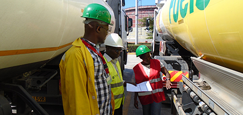 Vivo Energy's annual Safety Day take's place to encourage employees, contractors and partners to prevent safety incidents