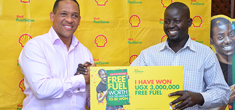 Forty customers win free fuel from Vivo Energy in the ongoing Fuel and Win Reloaded Promotion