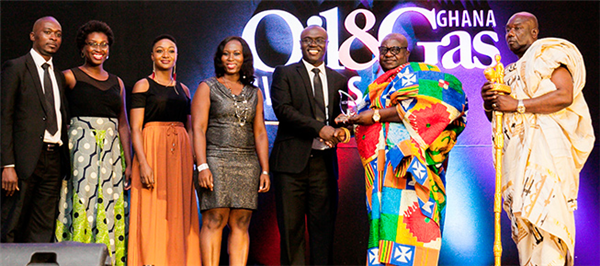 Vivo Energy wins top award at GOGA 2016