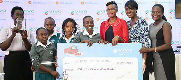 School Receives 10 Million Shillings Boost for Road Safety Performance