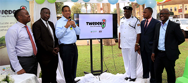 Vivo Energy Uganda and NTV launch Twedeko Road Safety Campaign