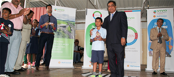 Cité Zen : Vivo Energy Mauritius lance un film  témoignage pour le Road Safety Day 2017