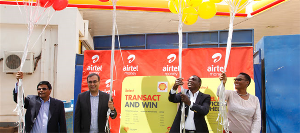 Vivo Energy Introduces Airtel Money at Shell Stations