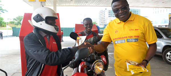 An extra special day for shell customers nationwide