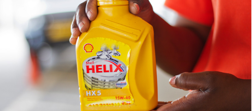 Vivo Energy Kenya offer Shell Helix