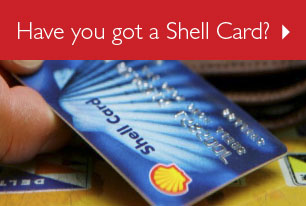 Have you got a Shell card