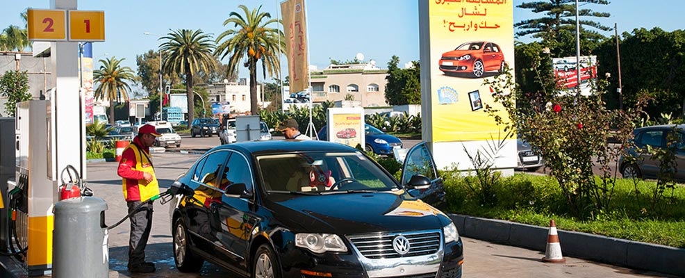 Vivo Energy Tunisie - Solutions pour automobilistes